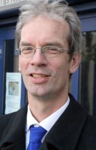 Pfarrer Andreas Jung