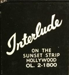 Crescendo:Interlude on the Sunset Strip 2