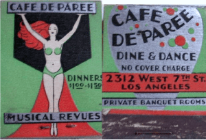 cafe de paree