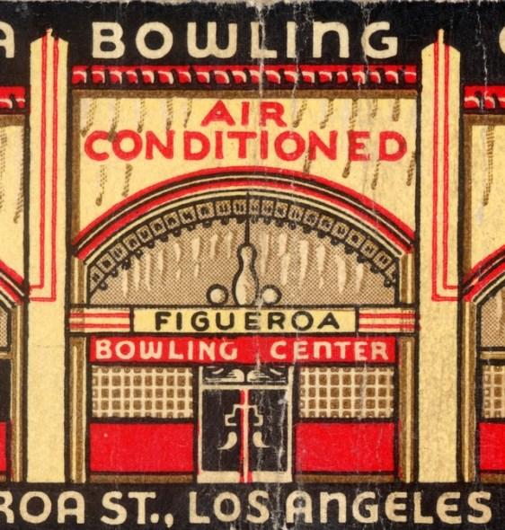 Figueroa Bowling Center – 1337 South Figueroa St, downtown L.A.