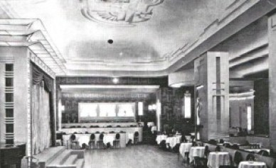 Clara Bow's It Café