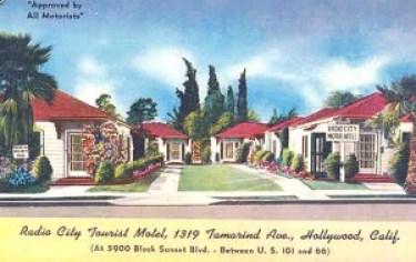 Radio City Tourist Motel