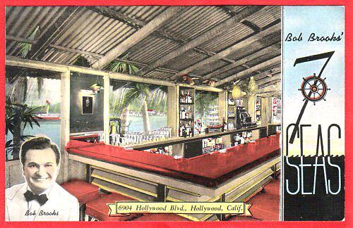 Ray Hallen's / Bob Brooks 7 Seas / Seven Seas