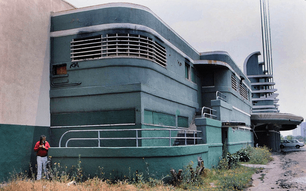 Pan Pacific Auditorium, Los Angeles