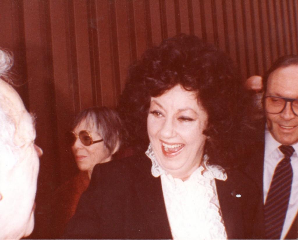Virginia O'Brien 15FEB1984