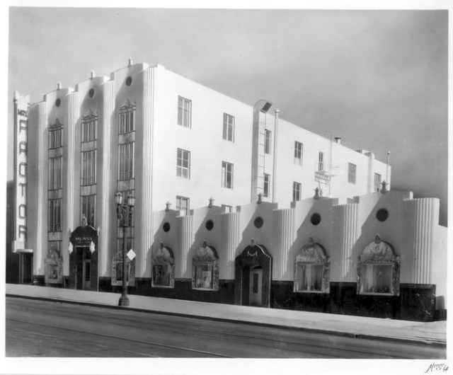 Max Factor Building - Hollywood