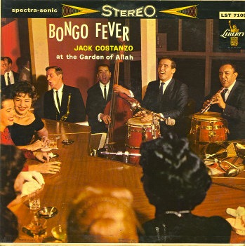 Bongo Fever, with Jack Costanzo, live at the Garden of Allah
