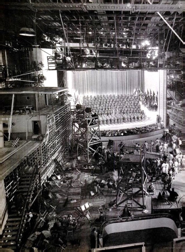 "Filming Warner Bros' ""This Is the Army"" in 1943"