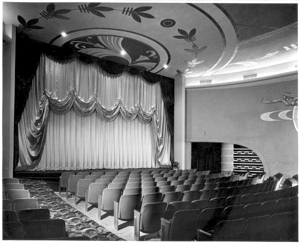 Vern Theatre, 2811 E Olympic Boulevard, Los Angeles, 1941