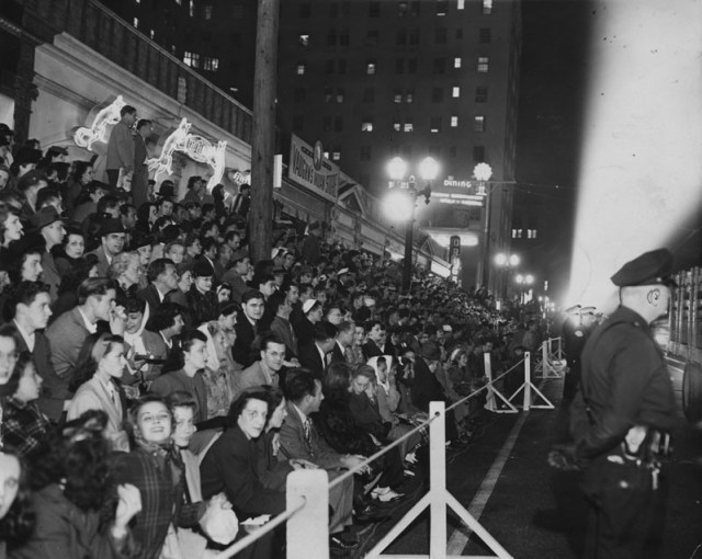 Academy Awards at Grauman's Chinese Theatre, March 7th, 1946