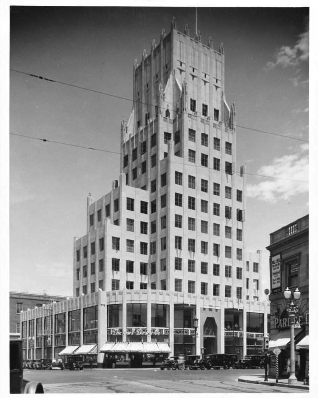 E_Clem_Wilson_Building_Wilshire_Blvd_Los_Angeles_1930