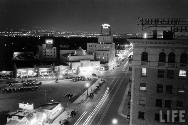 Beverly Theater, Beverly Drive, Beverly Hills, circa 1938