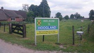 Welkom in Hoogland