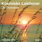 Ole Therkelsen - Kosmiske Lektioner Cd booklet forside