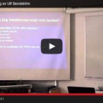 Att tjäna Gud – Föredrag av Ulf Sandström