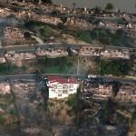 Naturkatastrofer og karmalovens hårfine balance