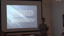 Har människan en fri vilja?  – Föredrag av Tryggvi Gudmundsson