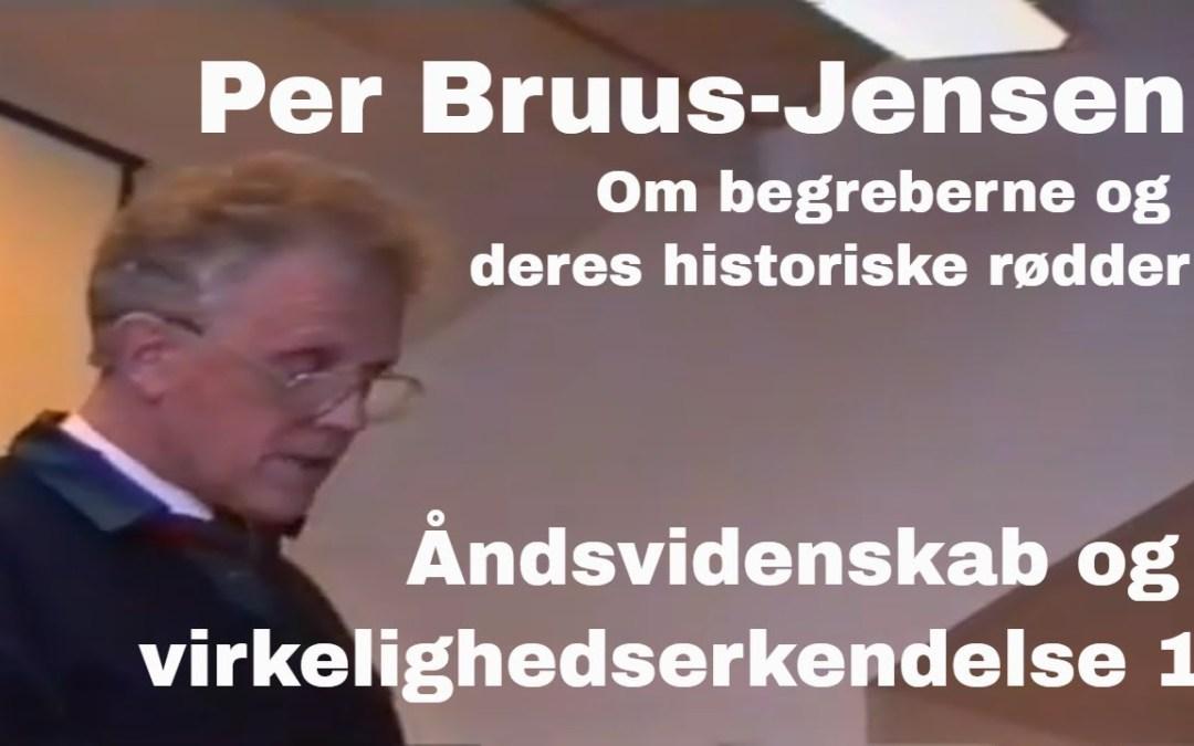Kursus af Per Bruus-Jensen på youtube