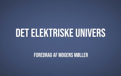 Det elektriske univers   Mogens Møller   Martinus Verdensbillede