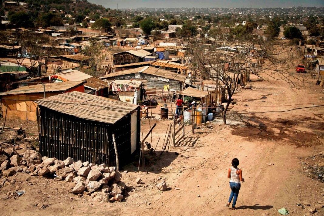 Desigualdad en México