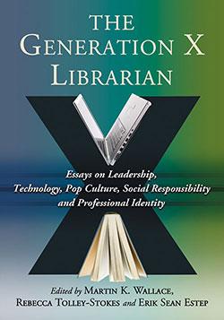 Gen X Librarian book cover