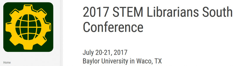 2017 STEM Librarians South Conference