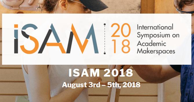 ISAM 2018 Banner