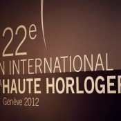 Officine Panerai SIHH 2012 photo report