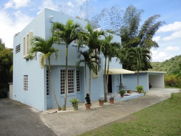 Anasco House At Humatas Puerto Rico Real Estate