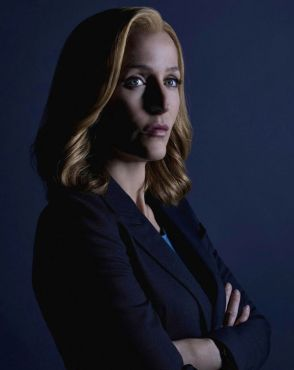 Dana Scully (Gillian Anderson) was a strong example for women in television in the '90s, and her legacy endures years later. Photo by Fox