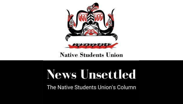 News Unsettled Native Students Union column