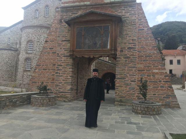 Părintele Cosmin Tripon, Predică la Pogorârea Duhului Sfânt