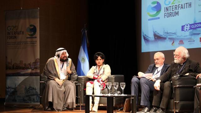 """Există și un G20 al religiilor – Forumul """"Interfaith G20"""""""