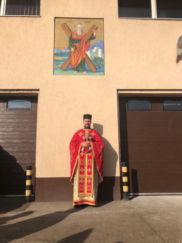 Părintele Cosmin Tripon, predică la Duminica Sfântului Grigore Palama