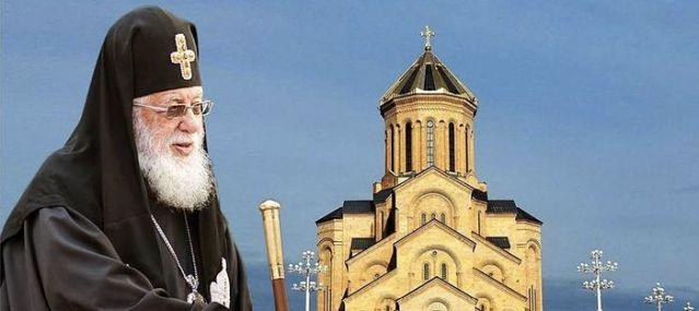 Patriarhul Georgiei face apel la autorități pentru a interzice orice eveniment LGBT