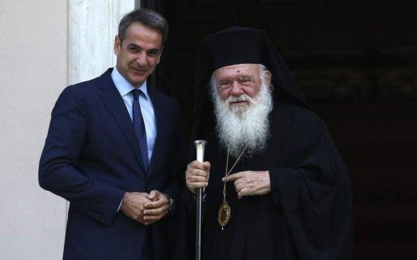 Noul prim ministru grec sprijină Biserica, urmând Constituției, în numele Preasfintei Treimi