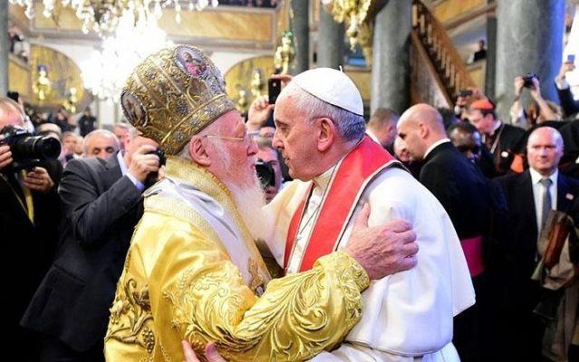 Experimentul ucrainean al Vaticanului și Fanarului ca prim pas către unificarea Ortodoxiei cu papismul