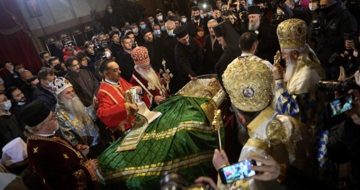 Șansă istorică pentru Biserica Sârbă: promotorul ecumenismului și cel al schismei au trecut din viață în același timp