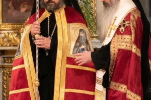 """Se întoarce duminică mitropolitul eretic Teofan în """"văgăuna"""" de la Schit Orășeni, pentru a-l susține pe preotul neputincios Bolohan?"""