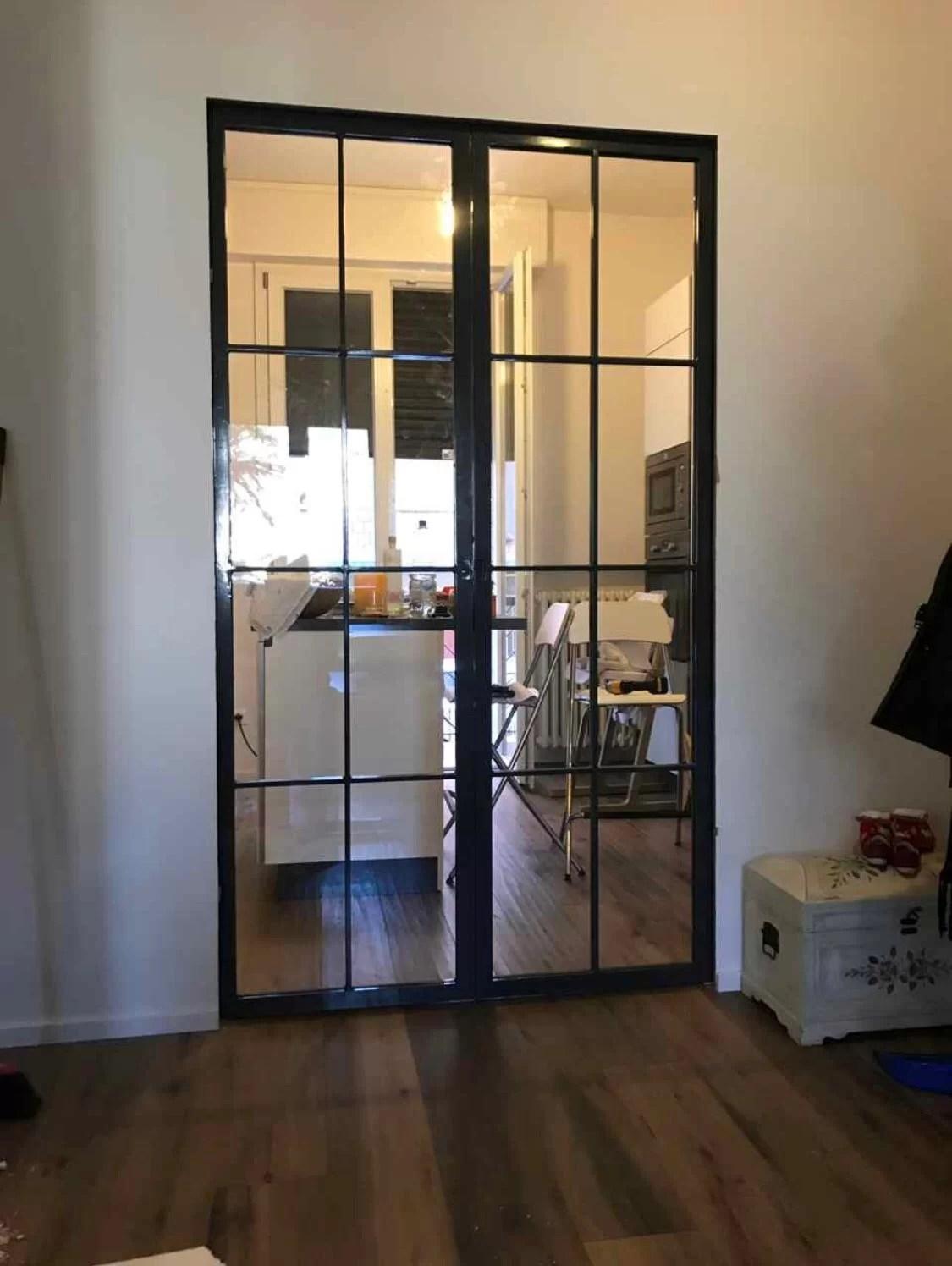 Porte Scorrevoli in Vetro | Vetreria Artigiana Martuzzi