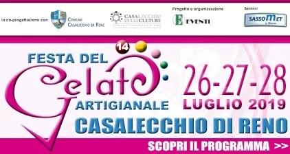14° festa del gelato di Casalecchio