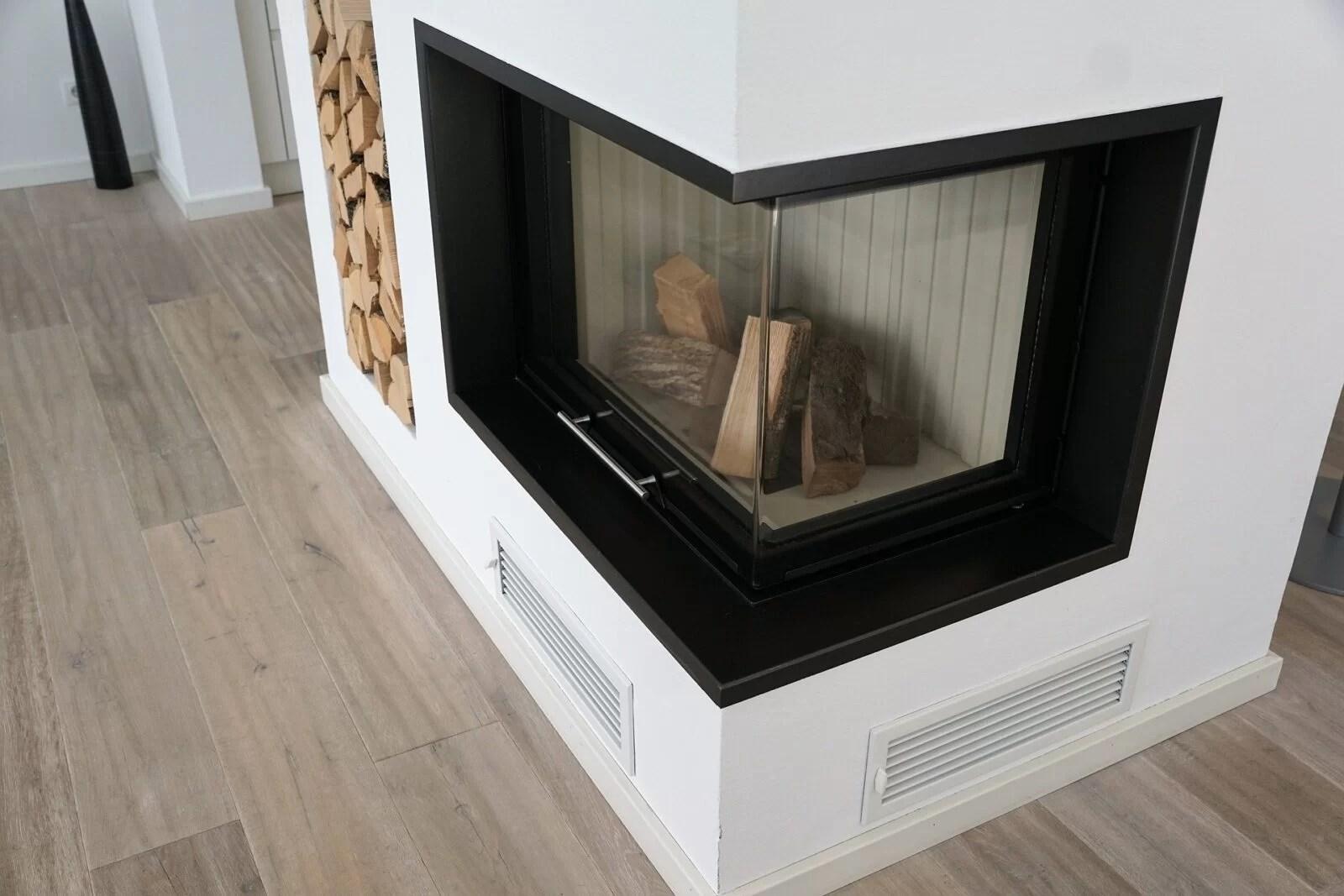 Forno A Legna Con Camino vetro ceramico per stufe a pellet, caminetti e forni a