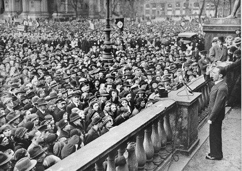 Nazi Propaganda Minister, Joseph Goebbels