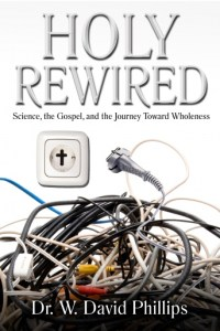Cover art for Holy Rewired by Sam Raynor