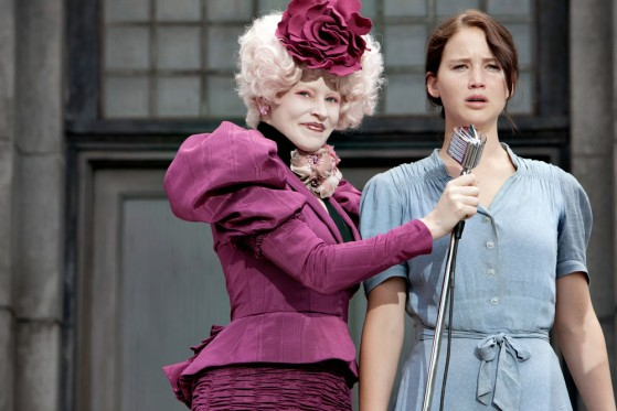 Hunger Games Effie Trinket Katniss Everdeen