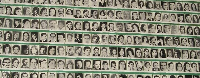 The Disappeared Persons of Chile