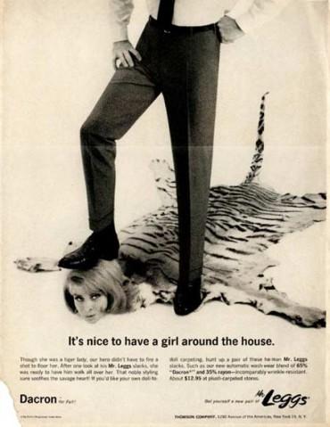 objectification of women media