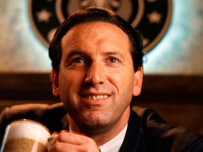 What did Howard Schultz say about traditional marriage