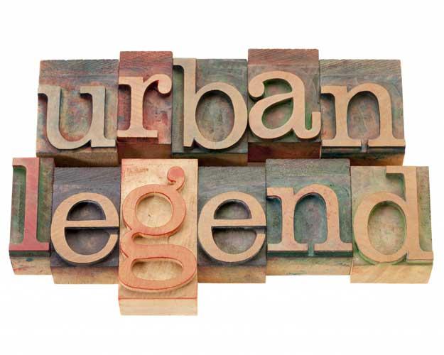urban legends urban legend
