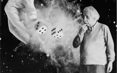 Albert Einstein God dice